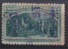 C193 ++ USA UNITED STATES 1893 MCHL 81 USED CANCELLED GEBRUIKT - 1847-99 Algemene Uitgaves
