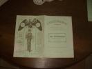 N° 160  Du 8.10.1910       L ´ ILLUSTRATION THEÂTRALE   Présente :   LES POLICHINELLES - Théâtre