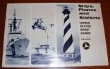 U.S. Coast Guard Ships, Planes And Stations Department Of Transportation 1975 - Livres, BD, Revues