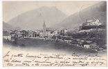 Vissoye - Vue Générale - A Circulé En 1901 - VS Wallis