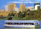 Famous Popeye Boat On Torrens River Adelaide, Posted 1992 - Adelaide