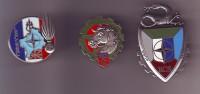 1° Mandat BCS KFOR 1999, Insigne RCS SFOR , Insigne 511°RT - Armée De Terre