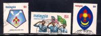 Malaysia 1974 SC# 115-117 - Malaysia (1964-...)