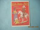 BAZAR DES HALLES   JOUETS         REPTIRAGE   CERCKEL  1899 - Juegos Y Juguetes