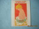 SAVON STARLIGTH   RETIRAGE DE 1899   HENRI MEUNIER - Publicidad