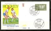 LAND448 - GERMANIA - Hockey 13/5/76 - Hockey (su Erba)