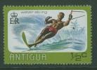 Antigua 1976 Mi 432 ** - Waterski / Water-ski-ing / Ski D´eau / Wasserskilaufen - Ski Nautique