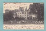 Environs De GENAPPE  - Château De La Hutte à SART-DAMES-AVELINES.1902  -  BELLE CARTE PRECURSEUR  - - Genappe