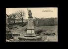 12 - PONT-DE-SALARS - Le Monument Aux Morts - 3 - Autres Communes