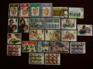 GB 1979-84 TWENTY THREE USED STAMPS Covering 8 Issues, Some Complete Sets. - 1952-.... (Elizabeth II)