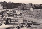 18681 Saint Cast , La Plage . 9 Réant ; Tentes Kayaks, Années 50 Tente, éducation Physique