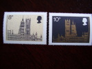 GB 1973 COMMONWEALTH PARLIAMENTARY CONFERENCE Issue TWO Stamps To 10p. - 1952-.... (Elizabeth II)