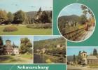 B35093 Schwarzburg Rudolstadt Used Good Shape - Rudolstadt