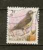 - Belgie  GESTEMPELD  OPC.  NR°  2653   Catw.  0.20   Euro - 1985-.. Oiseaux (Buzin)