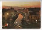 LIVORNO CARTOLINA FORMATO GRANDE VIAGGIATA NEL 1971 - Livorno