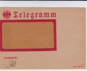 REICH - TELEGRAMME  - ENVELOPPE MODELE 1934 - Germania