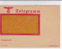 REICH - TELEGRAMME  - ENVELOPPE MODELE 1938 - Alemania