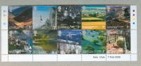 Great Britain 2006 British Journey  Block Of 10 Stamps - Non Classificati