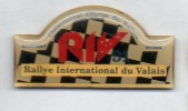 Auto Rallye International Du Valais , Martigny , Suisse - Rallye