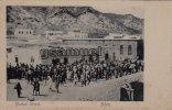 Asie - Yémen : Market Street. Aden (Rue Du Marché). - Pub Hôtel. - Dos Non Divisé, Avant 1905 - (voir Scan Recto-verso). - Yemen