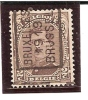 PREO ROULETTE N° 2465 - BRUXELLES 1919 BRUSSEL - Pos. A - Precancels