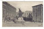 Cpa, Montauban,  La Place De La Bourse, Attelage - Montauban