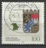 1992 Germania Federale - Usato / Used - N. Michel 1587 - [7] Repubblica Federale