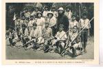 CONGO - Un Père Du St Esprit Et Sa Troupe De Scouts à Brazzaville - Brazzaville