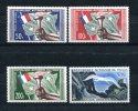 TOGO - Mi.Nr.241-244 Postfrisch ** (mit Silberreiher) - Togo (1960-...)