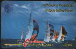 ANTIGUA & BARBUDA - SHIP - ANTIGUA SAILING WEEK - Antigua And Barbuda