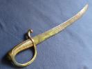 Couteau - Epée - Sabre Briquet Très Anciens - Knives - Sword - Sabre Briquet Ancient - Messen