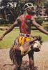 Afrique,africa,COTE D'IVOIRE,COLONIE FRANCAISE,DANCEURS AFRICAINS,père Et Fils,african Dancers - Côte-d'Ivoire