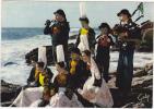 FOLKLORE DE FRANCE ... LA BRETAGNE - SAINT-GUENOLE-PENMARC'H - Ode à La Mer - 1971 - Costumes