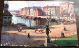 == Emden , Am Delft Auf Künstler AK  Sig,.Sieb Tucks No. 185B  *  Bug Ecke - Emden