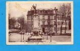 02 SOISSONS - Place De La République -Banque De France - Plis Coin Gauche - Banques