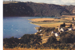 18703 Tregarvan.Le Bourg Et La Vallée De L´ Aulne. MX 2315 Iris Jos - France