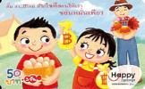 Tarjeta THAILAND - Tailandia