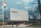 Bruxelles Expo Universelle 1958  Pavillon De La Hongrie - Universal Exhibitions