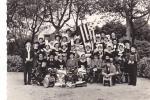 18708 Bugale-Breiz , Groupe Folklorique Des Bretons De Touraine - Photo Blanc - Tours Bretagne France Costumes - Musique