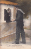 18718 France Bretagne CARANTEC LOQUENOLE LE RETOUR DU MATELOT ; Costumes Bretons. 287 ELD Marin