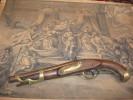 Pistolet De Cavalerie 1775 ( Mod 1763-1766 ). - Armes Neutralisées