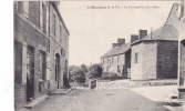 18728 Montours Presbytere Et Place . 12 Sorel Rennes - Personnage - France