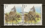 - Belgie  GESTEMPELD  OPC.  NR°  2759   Catw.  0.15   Euro - 1985-.. Oiseaux (Buzin)