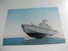 Servizio Navale Della Guardia Di Finanza Guardiacoste D'altura Nave Ship Motoscafo - Barche