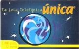TARJETA DE UNICA 2000 PTAS  (ABRIL 2000)  TIRADA 7500 - España