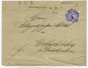 Deutsche Reich: Brief -> Deutschenbora, Mt Michel 34 (brief Ist Zerbrechlich) - Briefe U. Dokumente