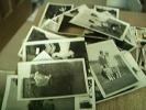 Vintage Photographs X20 Photos B/w People Places Lot 23 - Photos