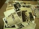 Vintage Photographs X 20 Photos B/w People Places Lot42 - Non Classés