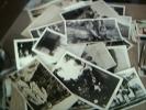 Vintage Photographs X20 Photos B/w People Places Lot 13 - Photos