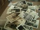 Vintage Photographs X20 Photos B/w People Places Lot 24 - Photos